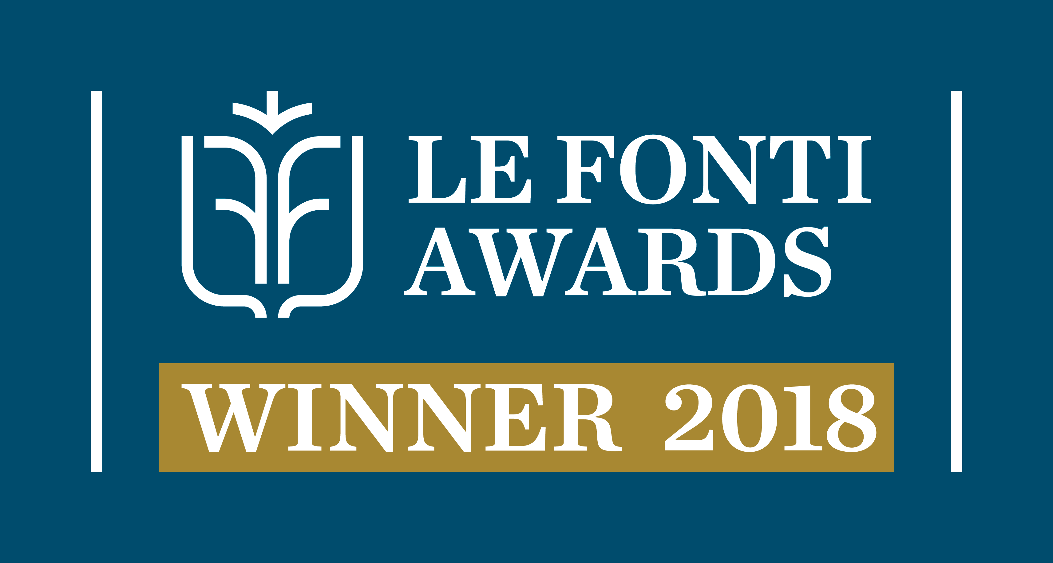Le Fonti Awards Winner 2018